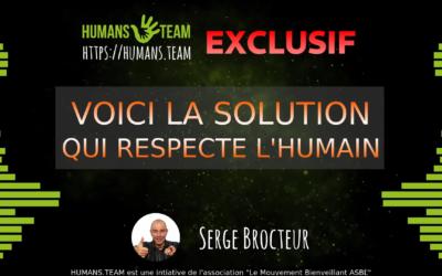 Voici HUMANS.TEAM, la solution qui respecte chaque humain – Podcast P0006